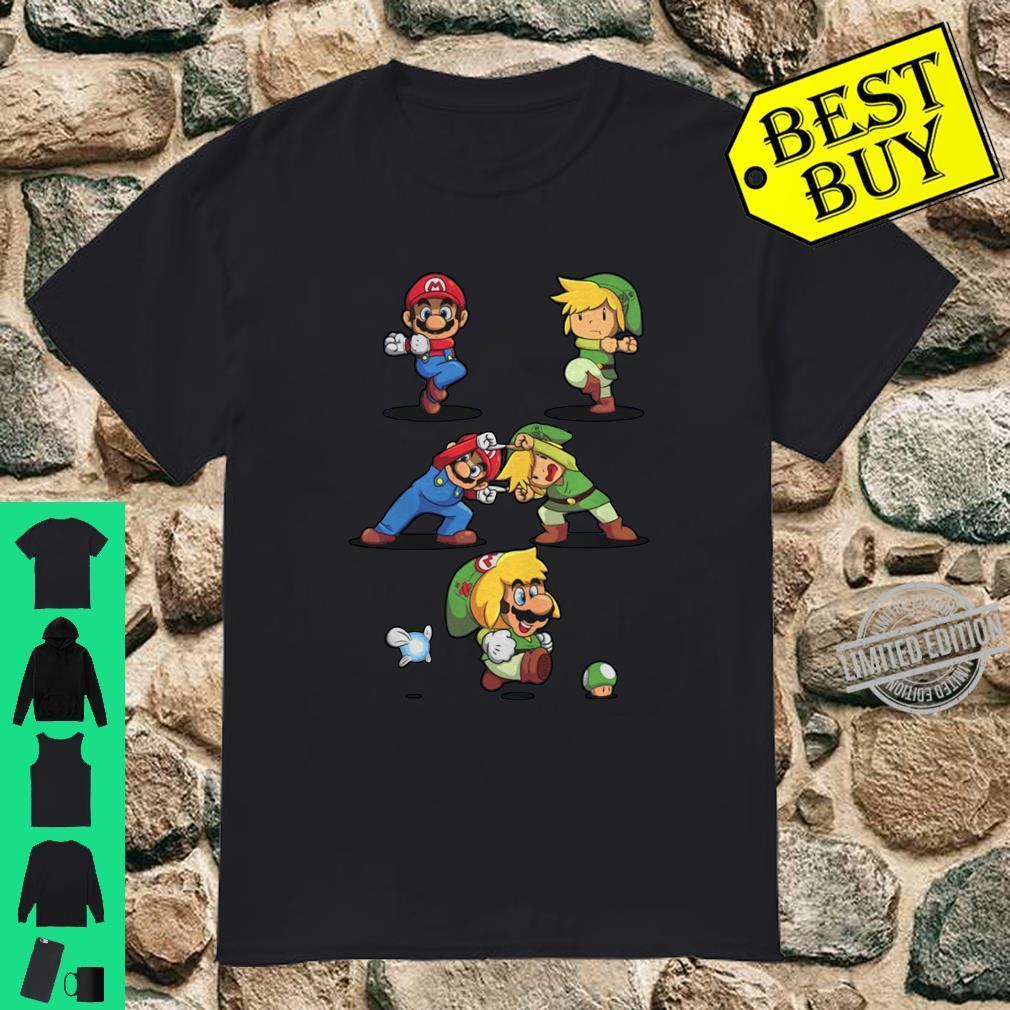 Link Super Smash Bros Sweatshirt